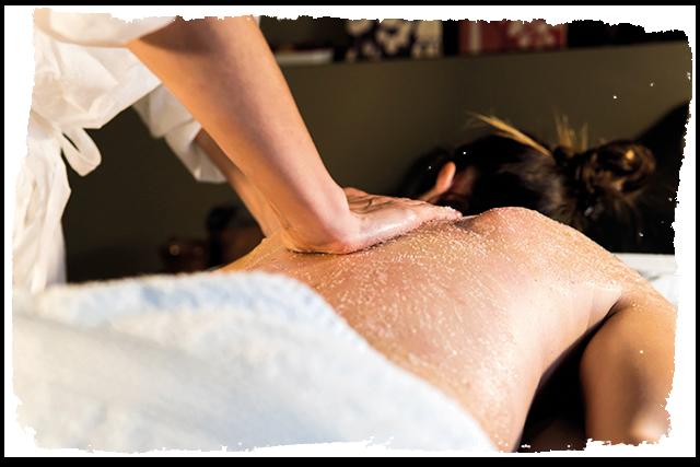 Estetica Elisa - Centro estetico Sacile - Massaggi con i sali del mar morto