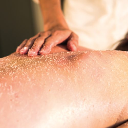 Estetica Elisa - Centro estetico Sacile - Massaggi con i sali dal mar morto