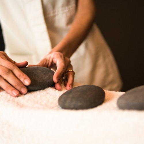 Stone Massage 2