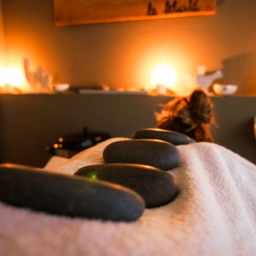 Stone Massage 5